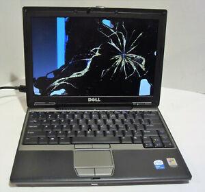 Dell Latitude D420 12.1'' Notebook (Intel Core Solo, 512MB) Parts/Repair