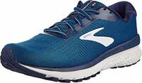 Brooks Mens Adrenaline GTS 20 Running Shoe, Poseidon/Peacoat/Grey, Size 8.5 KVNl