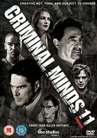Criminal Minds - Season 11 [DVD][Region 2]