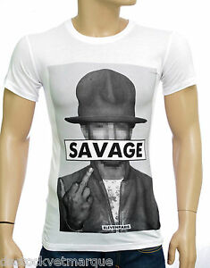 ELEVEN PARIS Pharell Williams Tee shirt homme Savrel 14F1LT071