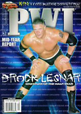 ED621 Mick Foley  signed Wrestling Magazine page w/COA  **PLEASE READ**