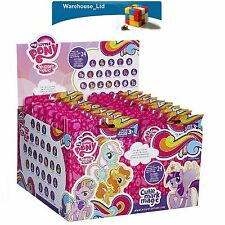 My Little Pony Blind Bags Friendship is Magic complet boîte de 12 chiffres neuf! uk