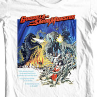 Godzilla vs the Smog Monster t-shirt vintage old sci fi film free shipping tee