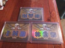 Peyton Manning Triple Threads Jersey Football Card