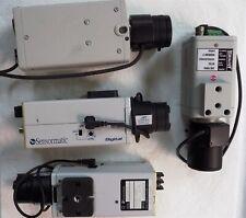 4 Sensormatic/Phillips/Videology/ Digital Color Camera