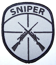 Sniper Patch // Military Army Marine Police Airsoft SWAT Hunter Biker Tactical