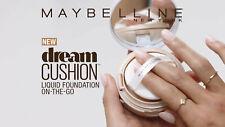 Maybelline Dream Cushion Liquid Foundation  48 Sun Beige SPF 20 14.6g