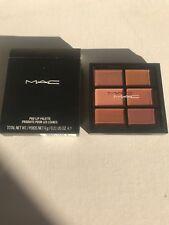 Mac Pro NECESSARY NUDES Lip Lipstick Palette AUTHENTIC Limited Ed NIB