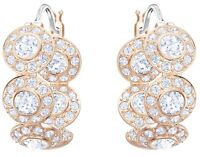Swarovski Angelic Pierced Hoop Earrings - 5418271