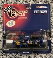 "WINNER'S CIRCLE NASCAR 1998 Pit Row Series, ""Mike Skinner"", Kenner NEW Vintage"
