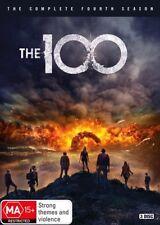 The 100 Season 4 : NEW DVD