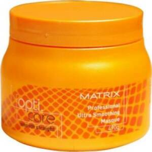 490 gm Matrix Opti.Care ultra smoothing masque shea butter with free shipping