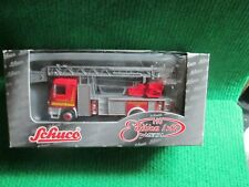SCHUCO FIRE ENGINE (1:87 SCALE) LOT X74 BOXED