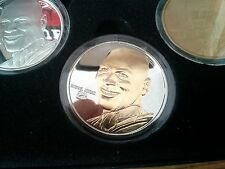 Michael Jordan Highland Mint Gold/Silver/Bronze PROOF Coin Set 23/350!!! 1/1