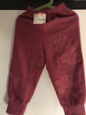 MARESE pantalon trousers age 4 years Girls Marron NWT Excellent