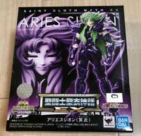 Bandai Saint Seiya Myth Cloth EX Aries Surplice Shion Hades Chapter Sanctuary