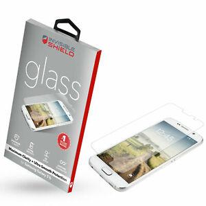 Genuine ZAGG Samsung Galaxy S6 InvisibleShield Clear Glass Screen Protector