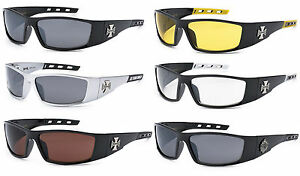 Choppers Sunglasses Motorcycle Riding Glasses Wrap Around 7 colors available C50