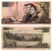Pick 42 Korea 50 Won 1992  Unc. / 255074vvv