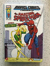 Marvel Legends Spiderman Electro 1st Edition Retro Action Figure Pulse Exclusive