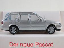 Wiking/Volkswagen (30) VW Passat Variant (1993) in silbermet. 1:87/H0 NEU/OVP
