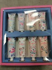 NEW ORIGINAL Cath Kidston Hand Care Set, 8 x 30 ml Hand cream Mothers day