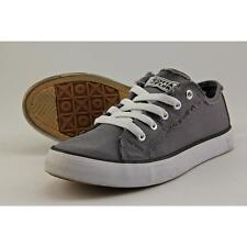 Flat (0 to 1/2 in.) Canvas Fashion Sneakers for Women