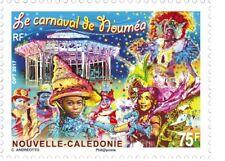 caledonia 2017 carnaval NOUMEA carnival party  Karneval 1V mnh **
