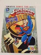 DC Comics Superman Adventures cómic