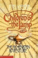 The Akhenaten Adventure (Children of the Lamp) by P B Kerr, Paperback Book, Acce