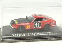 Ixo Presse Rally 1/43 - Datsun 240 Z Safari 1971
