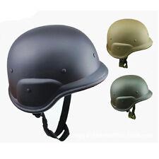 Camouflage Tactics CS Field Army Combat Motors Motorcycle Helmet ABS Plastic