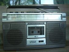 Sharp GF 6060 HB Radio/Cassette Tragb. Stereoanlage Ghettoblaster Weltempfänger