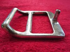 VINTAGE NOS ANCHOR CHAMPION TRACE BUCKLE FRAME, HARNESS / HAMES PART HARDWARE