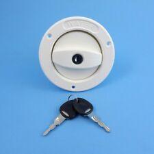 Lockable Water Filler - 25mm Outlet