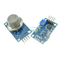 MQ-2 MQ2 Gas Sensor Module Smoke Butane Methane Detection DC 5V For Arduino