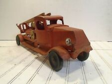 Turner No. 84 Chemical Truck - Vintage 1920s Fire Truck