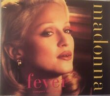 MADONNA Fever  6 TRACK CD SINGLE