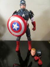Marvel Legends Series 12-inch Captain America loose