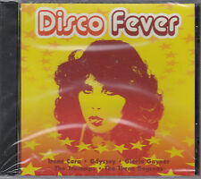 CD 12T DISCO ODYSSEY/THE TRAMMPS/CARA/HOUSTON/GAYNOR  NEUF SCELLE