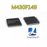 2pcs  MSP430F149IPMR M430F149 MCU, 16BIT, MSP430, 8MHZ, LQFP-64  NEW