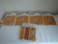 Vintage Winfield /WOOLWORTH STRETCH NYLONS - STOCKINGS STYLE No 868 X FIVE PAIRS