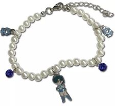 *NEW* Sailor Moon: Sailor Mercury Pearl Bracelet by GE Animation AUTHENTIC