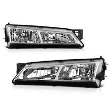 Nissan S14 200sx/Silvia/Kouki (96-98) Clear Head Lights (Pair) -