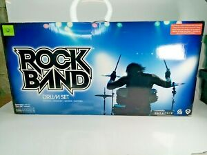 Rock Band Drum Set Kit Xbox 360 BRAND NEW Sealed.