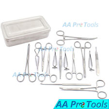 Veterinary Spay Kit Canine Bitch Spay Surgical Instruments Ovaries Removal Kit