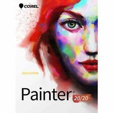 Corel Painter 2020 Digital Art and Painting **NEW** Academic DVD Box