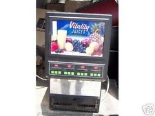 Juice Disp, Machine, 4 Dispensers, Vitality , Does Not Work,900 Itmes/E Bay