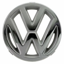 VW T3 / T25 / VANAGON FRONT BADGE, GENUINE VW.. T25 BUS T3 VANAGON BUS CAMPER