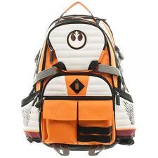 Star Wars Rebel Alliance Return of the Jedi Yoda Luke Laptop School Bag Backpack